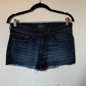 Lucky Brand - Dark Cut Off Shorts